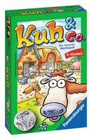 Ravensburger Spiele Mitbringspiel Kuh & Co. (Mehrfarbig)
