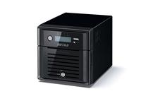 Buffalo TeraStation 5200DRW2 4TB Speicherserver Eingebauter Ethernet-Anschluss Schwarz (Schwarz)