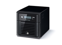 Buffalo TeraStation 5200DRW2 8TB Speicherserver Eingebauter Ethernet-Anschluss Schwarz (Schwarz)