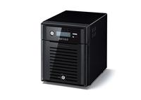 Buffalo TeraStation 5400DRW2 Windows Storage Server 2012 R2 8TB Speicherserver Eingebauter Ethernet-Anschluss Schwarz (Schwarz)