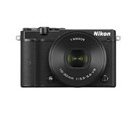 Nikon 1 J5 + 1 NIKKOR VR 10-30mm (Schwarz)