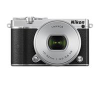Nikon 1 J5 + 1 NIKKOR VR 10-30mm (Silber)