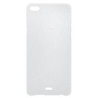 Wiko WKPURECV476WH Handy-Schutzhülle (Weiß)