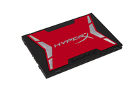 Kingston Technology HyperX SAVAGE SSD 240GB (Schwarz, Rot)