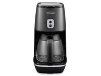 DeLonghi ICMI 211.BK Kaffeemaschine (Schwarz)