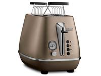 DeLonghi CTI 2103.BZ Toaster (Bronze)