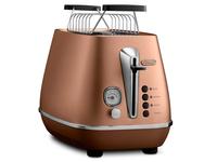 DeLonghi CTI 2103.CP Toaster (Kupfer)