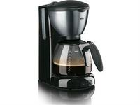 Braun KF 570/1 Kaffeemaschine (Schwarz, Edelstahl)