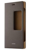 Huawei View Flip Cover (Braun)