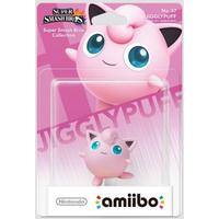 Nintendo Jigglypuff Amiibo Super Smash Bros. (Pink)