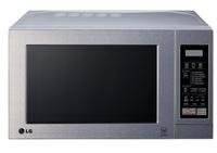 LG MH6044V Mikrowelle (Schwarz, Edelstahl)