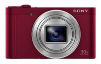 Sony Cyber-shot DSC-WX500 (Rot)