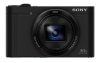 Sony Cyber-shot DSC-WX500 (Schwarz)