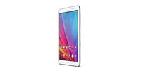 Huawei MediaPad T1 10.0 16GB 3G 4G Silber, Weiß (Silber, Weiß)