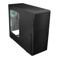 Nanoxia Window Sidepanel - DS3 Black (Schwarz)