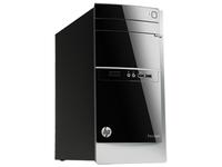 HP Pavilion 500-512ng (Schwarz)