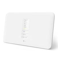 Deutsche Telekom Speedport Hybrid WLAN Eingebauter Ethernet-Anschluss Weiß (Weiß)
