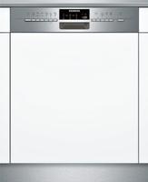 Siemens SN56M559EX Spülmaschine (Edelstahl, Weiß)