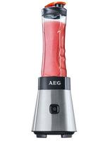 AEG SB 2500 Stand mixer Schwarz, Edelstahl 0.6l 300W (Schwarz, Edelstahl)