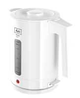 Melitta Easy Aqua 1.7l 2400W Weiß Wasserkocher (Weiß)