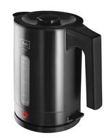 Melitta Easy Aqua 1.7l 2400W Schwarz Wasserkocher (Schwarz)