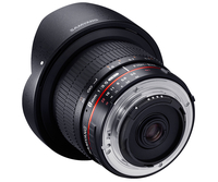 Samyang 8mm F3.5 UMC Fish-Eye CS II (Schwarz)