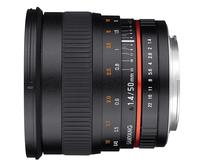 Samyang 50mm F1.4 AS UMC, Sony A (Schwarz)