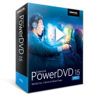 Cyberlink PowerDVD 15 Pro