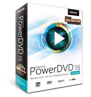 Cyberlink PowerDVD 15 Standard