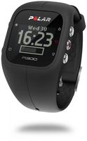 Polar A300 HR Verkabelt/Kabellos Wristband activity tracker Schwarz (Schwarz)