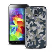 PURO SGS5MINIARMY Handy-Schutzhülle (Mehrfarbig)
