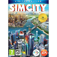 Software Pyramide SimCity, PC