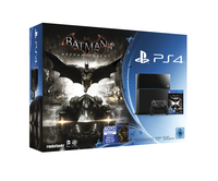 Sony Batman: Arkham Knight PlayStation 4 Bundle (Schwarz)