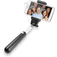 Cellular Line SELFIESTICKK Selfie-Stab (Schwarz, Silber)