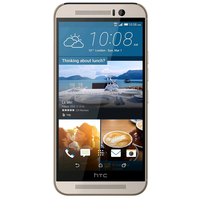 HTC One M9 4G 32GB Gold (Gold)