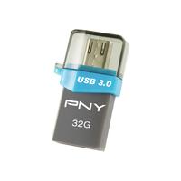 PNY OTG Duo-Link OU3 32GB (Schwarz)