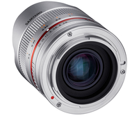Samyang 8mm F2.8 UMC Fish-eye II (Silber)
