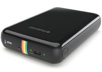 Polaroid POLMP01B Fotodrucker (Schwarz)