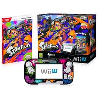 Nintendo Splatoon Wii U Premium Pack (Schwarz)