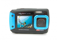 Easypix W1400 Kompaktkamera 14MP CMOS 5184 x 3888Pixel Schwarz, Blau (Schwarz, Blau)