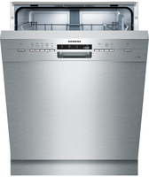 Siemens SN45L536EU Semi built-in 12places A++ Stainless steel Spülmaschine (Edelstahl)