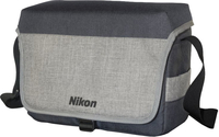 Nikon VAE29001 Kameratasche-Rucksack (Grau)