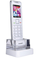 Motorola IT.6.1HW Telefon (Weiß)