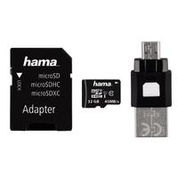 Hama 00123939 Flash Speicher (Schwarz)