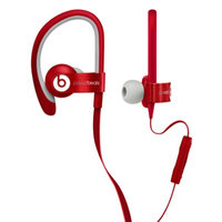Beats by Dr. Dre Powerbeats² (Rot, Weiß)