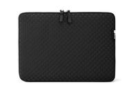 Booq TSP12-BLK 12Zoll Notebook-Hülle Schwarz Notebooktasche (Schwarz)