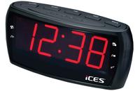 Ices Electronics ICR-230-1 Radio (Schwarz)