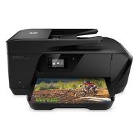 HP Officejet 7510 Wide Format AiO (Schwarz)