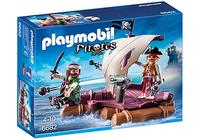 Playmobil Pirates 6682 Playmobil (Mehrfarbig)