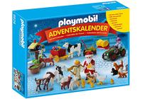 Playmobil Christmas 6624 56Stück Playmobil (Mehrfarbig)